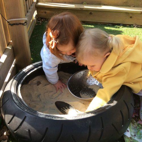 Loveders Nursery School